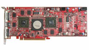 R680: AMD ATI Radeon HD 3870 X2 Radeon HD 3870 X2 PCB