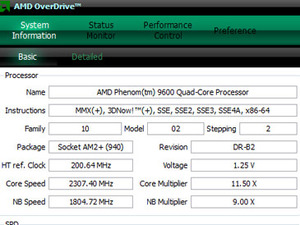 AMD Phenom 9600 Black Edition Overclocking Shenanigans