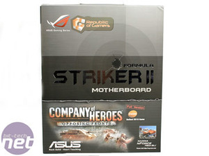 Asus Striker II Formula Introduction