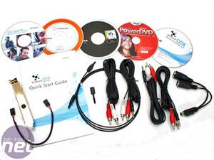 Asus Xonar D2X - PCI-Express soundcard Asus Xonar D2X soundcard