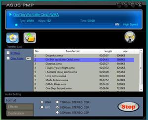 Asus Xonar D2X - PCI-Express soundcard ALT, Interface and Software