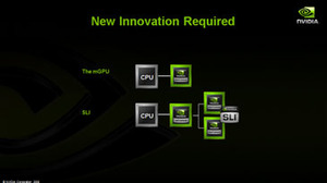 Nvidia's Hybrid SLI technology Introduction