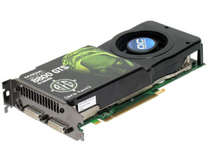 BFG Tech GeForce 8800 GTS OC 512MB