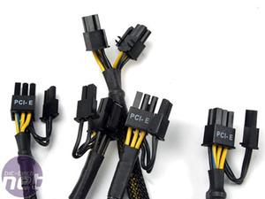 Corsair TX750W PSU Cables and Connectors