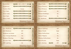 G94: Nvidia GeForce 9600 GT 512MB The Elder Scrolls IV: Oblivion