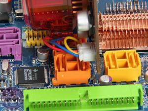 Gigabyte GA-EP35-DS4 Board Layout