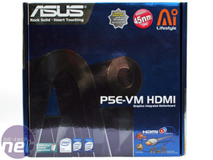 Home Theatre PC Motherboard Shootout Asus P5E-VM HDMI - Intel G35