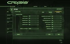 Performance Mainstream Graphics Update Crysis