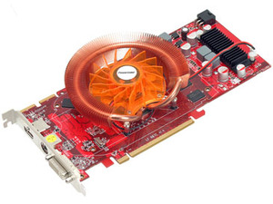 PowerColor Radeon HD 3850 Xtreme PCS 512 PowerColor Radeon HD 3850 Xtreme PCS 512MB
