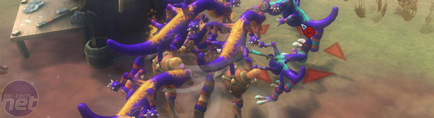 Spore: Hands-on Preview Pollinated Content