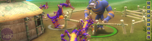 Spore: Hands-on Preview Creature Feature