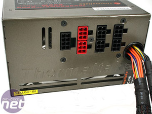 Thermaltake Toughpower QFan 650W The PSU and QFan