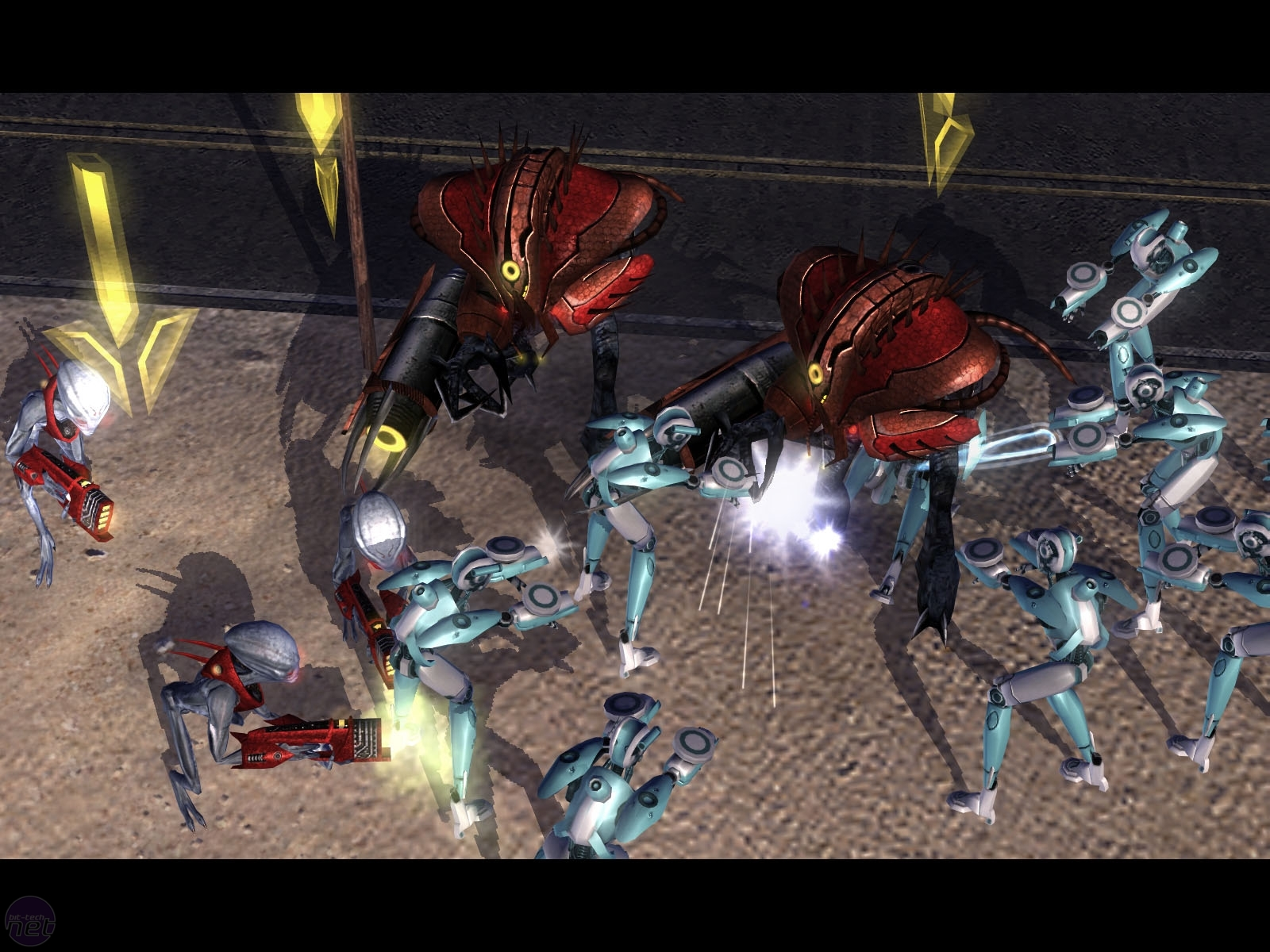 Universe At War Earth Assault Bit Tech Net