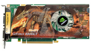 Zotac GeForce 8800 GT 512MB AMP! Edition