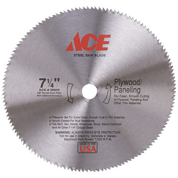 Sawblades for acrylic should be fine-toothed and even, like plywood panelling or metal blades.