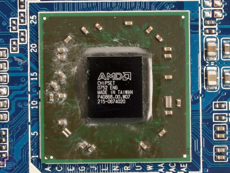����� ������ �������� GA-MA78GM-DS2H