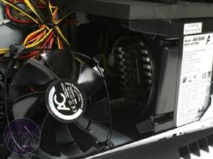 Arctic Cooling Silentium T2 Eco 80 Internals