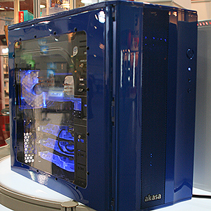 CeBIT 2008: The Best of the Rest Akasa