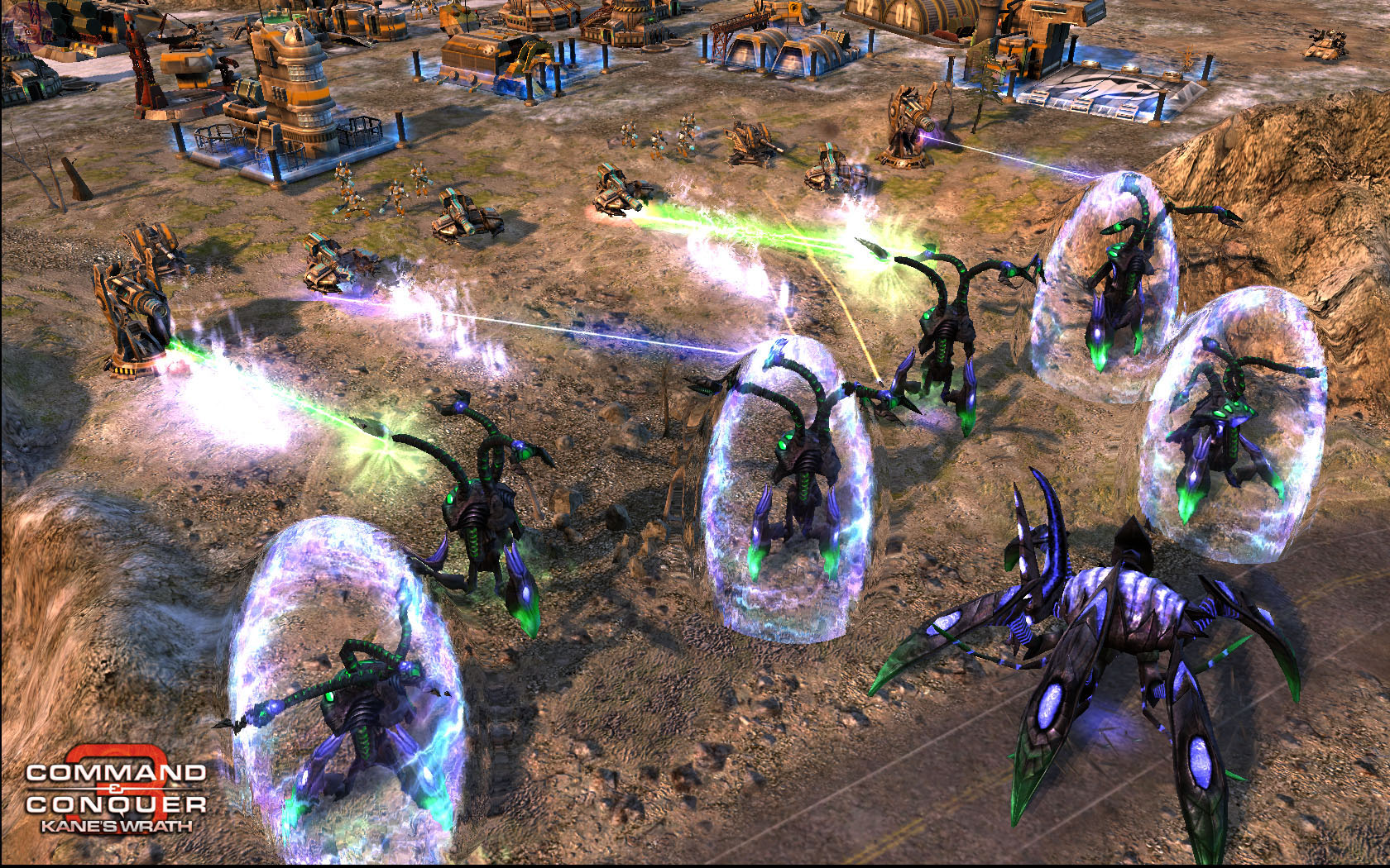 Command and conquer 3 kane s wrath reloaded 0.7