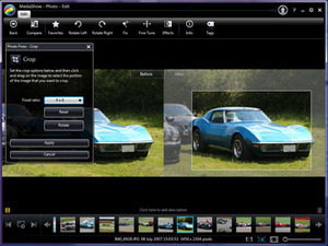 Cyberlink PowerDVD 8 & Media Show 4 Media Show 4 Dynamic Slideshows