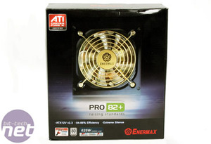 Enermax Pro 82+ 625W PSU