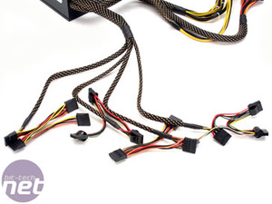 Enermax Pro 82+ 625W PSU Cables and Connectors