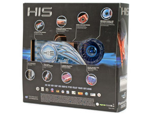HIS Radeon HD 3850 IceQ 3 TurboX 512MB