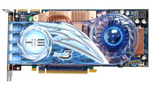 HIS Radeon HD 3850 IceQ 3 TurboX 512MB