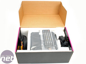 Icy Box IB-MP303S-B Media Player