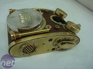 Mod of the Month - March 2008 Steampunk Mouse by Filimon