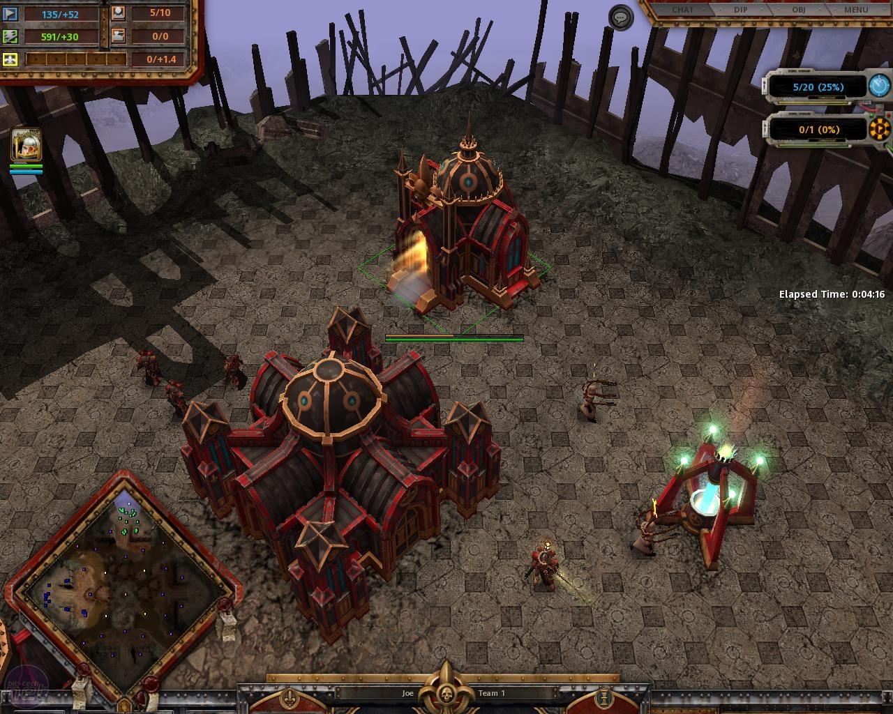 Warhammer 40000 dawn of war ii - retribution