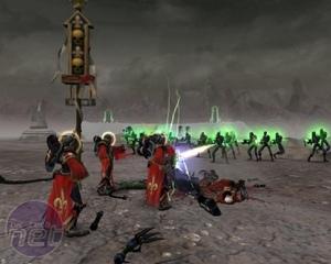 Warhammer 40k Dawn of War: Soulstorm Gameplay