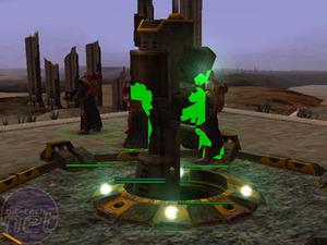 Warhammer 40k Dawn of War: Soulstorm Graphics