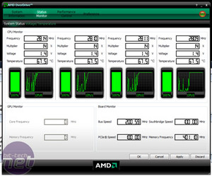 AMD Phenom X4 9850, 9750 and 9550 Overclocking the Phenom X4 9850 Black Edition