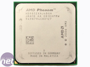 AMD Phenom X4 9850, 9750 and 9550 Phenom Details and Pricing