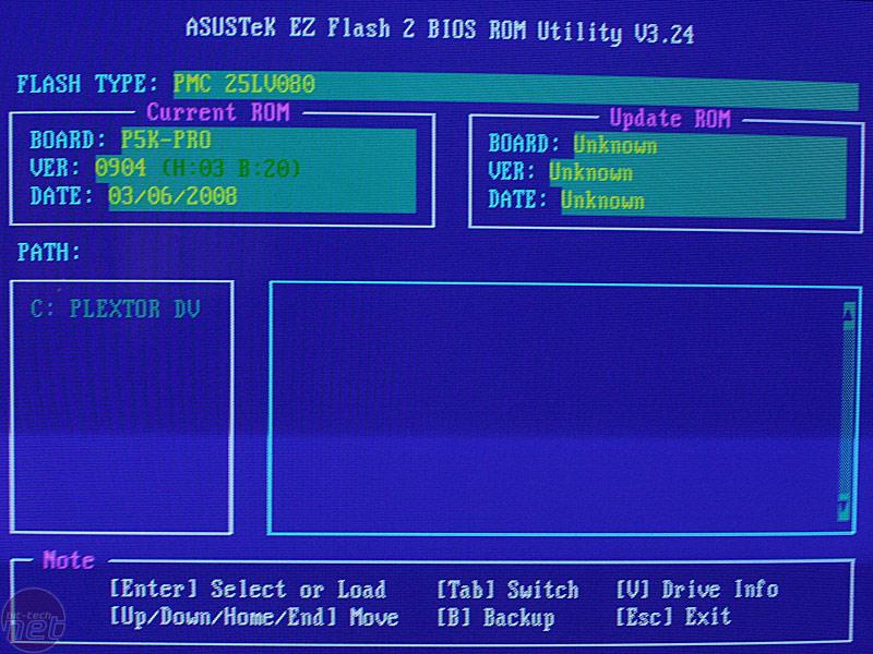 Asus P5K Pro   bit-tech net