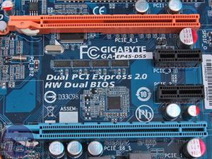 Early Look: Gigabyte GA-P45-DS5 A closer look...