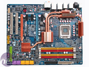 Early Look: Gigabyte GA-P45-DS5 Gigabyte GA-P45-DS5