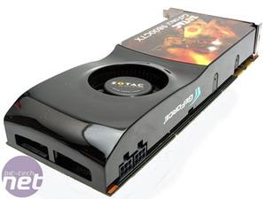 Nvidia GeForce 9800 GTX 512MB Nvidia GeForce 9800 GTX 512MB card design