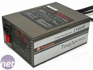 Thermaltake Toughpower 1500W PSU That's One Big Puppy