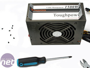 Thermaltake Toughpower 1500W PSU What's Inside?