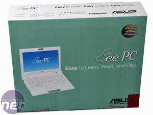 Unboxing the Asus Eee PC 900 Asus EeePC 900