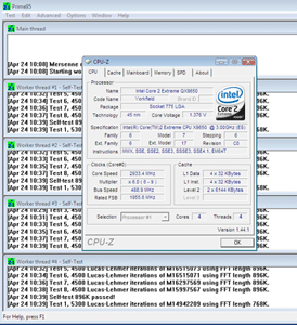 XFX Nvidia nForce 790i Ultra SLI Overclocking Revisited