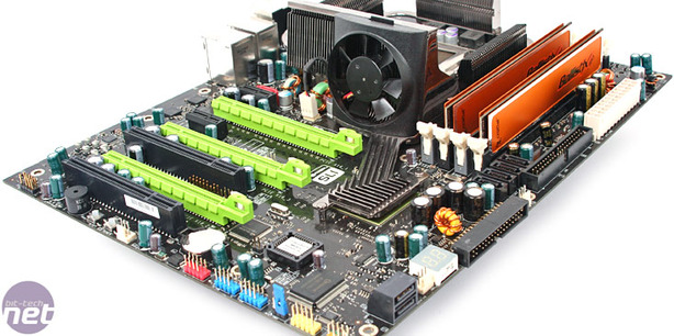 XFX Nvidia nForce 790i Ultra SLI Introduction and Platform Cost