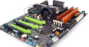 XFX Nvidia nForce 790i Ultra SLI motherboard