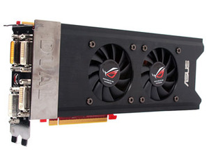Asus EAH3870 X2 1GB Asus EAH3870 X2 1GB graphics card