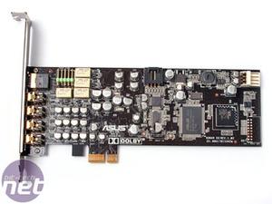 Asus Xonar DX Xonar DX Hardware