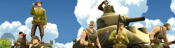 Battlefield Heroes Interview: Ben Cousins Examining Battlefield Heroes
