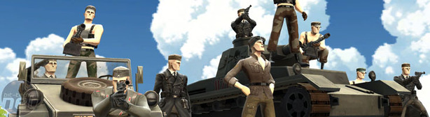 Battlefield Heroes Interview: Ben Cousins Selling moustaches, really
