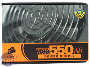 Corsair VX550W PSU